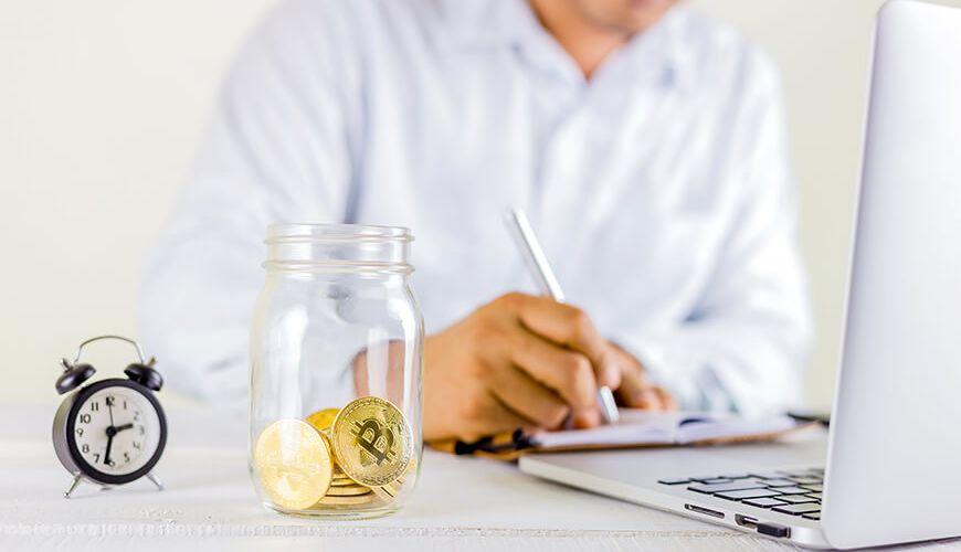 bitcoin bevételek cseréje